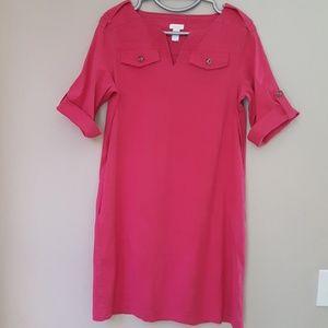 Pink mini dress ❤✔